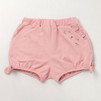 PIPPY 動物造型可愛小包褲 粉紅