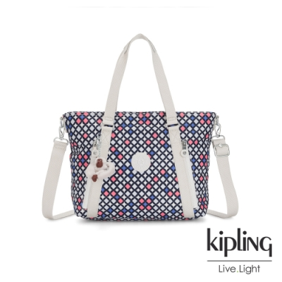 Kipling 華麗閃耀繽紛兩用托特包-SKYLER S