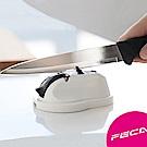 FECA非卡 無痕強力吸盤 武士磨刀器(白)