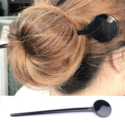 Hera 赫拉 韓版輕巧隨手叉棒棒糖造型髮簪-3入一組