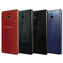 【福利品】HTC U11+ 64GB 6吋全螢幕智慧手機
