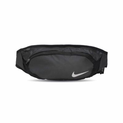 Nike 腰包 L Capacity Waistpack 外出 輕便 斜背 穿搭推薦 黑 銀 NRL91082OS