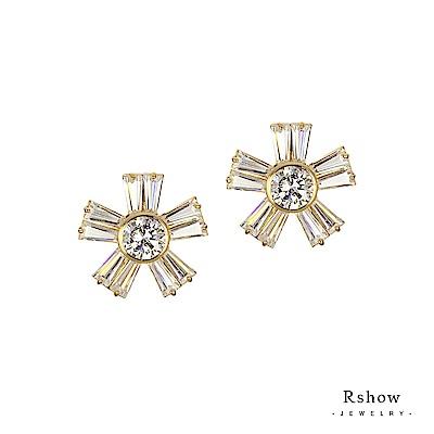 Rshow Shine 晶漾綻放光感耳環