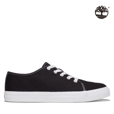 Timberland 女款黑色Skyla Bay帆布鞋|A2GUW