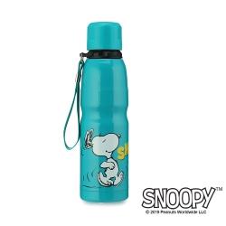 史努比SNOOPY #304不鏽鋼真空提手運動保溫瓶500ml(快)