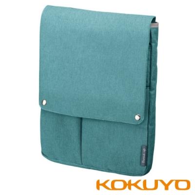 KOKUYO Bizrack up 直式收納袋中袋(A4) -冰藍