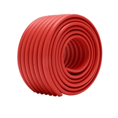 YoDa DIY多功能泡棉防撞條包覆款-紅色