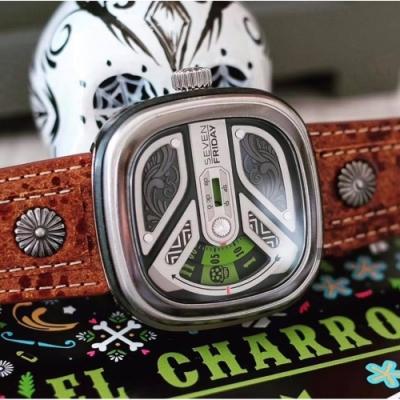 Sevenfriday M1B-02 a.k.a. El Charro 墨西哥牛仔限量錶