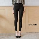 東京著衣 百搭高腰彈力美型顯瘦長褲-S.M.L