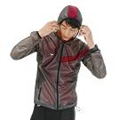 SUPERACE 超輕量風衣外套 / 男款 / 黑紅
