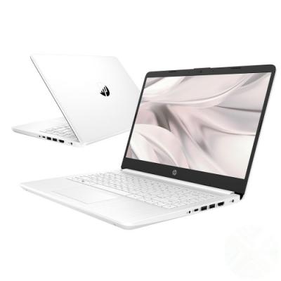 HP 超品 14s-dq2011TU 14吋筆電(Pentium 7505/4G/256G SSD/Win10/極地白)