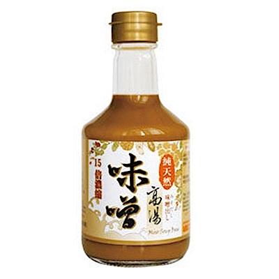 菇王 純天然味噌高湯(12瓶/箱)