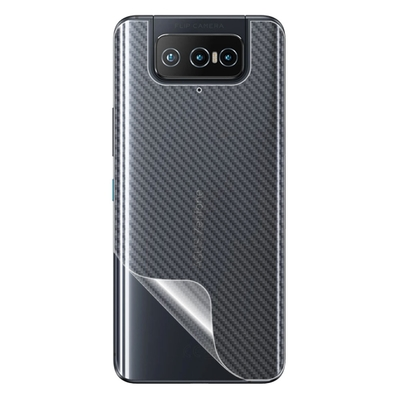 o-one大螢膜PRO ASUS ZenFone 8 Flip 滿版全膠手機背面保護貼 手機保護貼