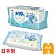 日本LEC 新款迪士尼阿拉丁-純水99%濕紙巾-80抽x3包入 product thumbnail 1