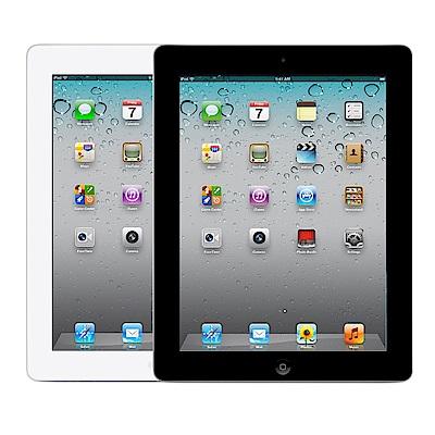 【福利品】Apple iPad 2 9.7吋 WiFi+3G 32GB(A1396)