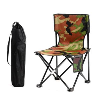 WIDE VIEW 戶外露營迷彩加大折疊椅 (WT083051)