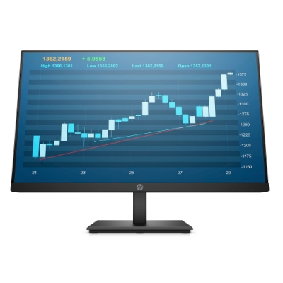 HP P244 23.8吋 IPS 防眩光電腦螢幕