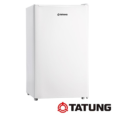 TATUNG大同 101L 3級定頻單門電冰箱 TR-101GTW-W 雅緻白