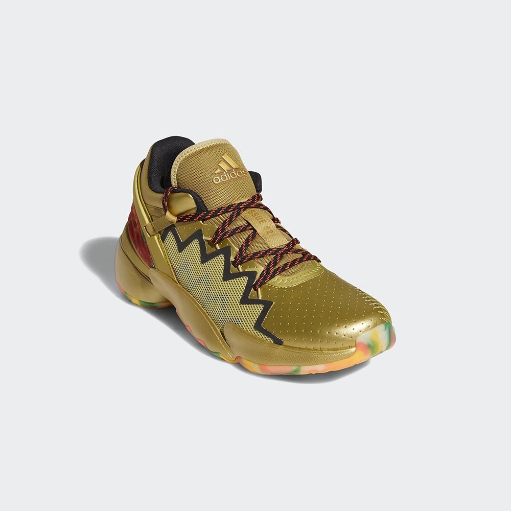 adidas D.O.N. ISSUE #2 GUMMY 籃球鞋 男/女 FW9050