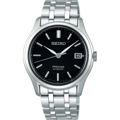 SEIKO精工 Presage 經典機械錶(SRPD99J1)-38.3mm