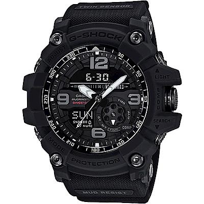 CASIO 卡西歐 G-SHOCK 35周年紀念錶款 宇宙大爆炸極限運動錶