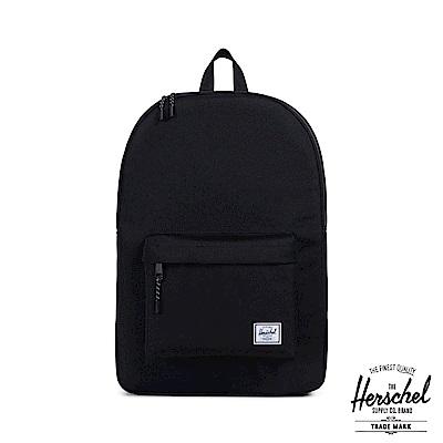 Herschel Classic 後背包-黑色