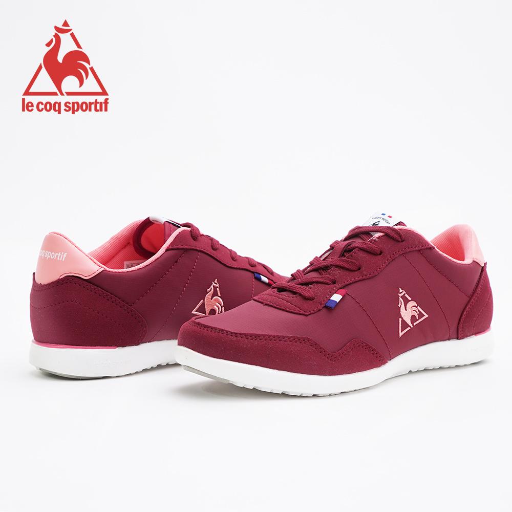 le coq sportif  Segur II Wide休閒鞋 女-紅
