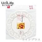 UdiLife 美味關係-圓形-鏤花炸物吸油紙-50枚入×6包