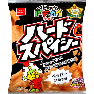 OYATSU 點心餅乾[香辣胡椒鹽風味](60g)