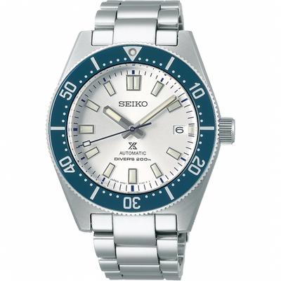SEIKO精工 140 週年限量款Prospex First Diver's 現代詮釋版腕錶 6R35-01R0S(SPB213J1)-42mm