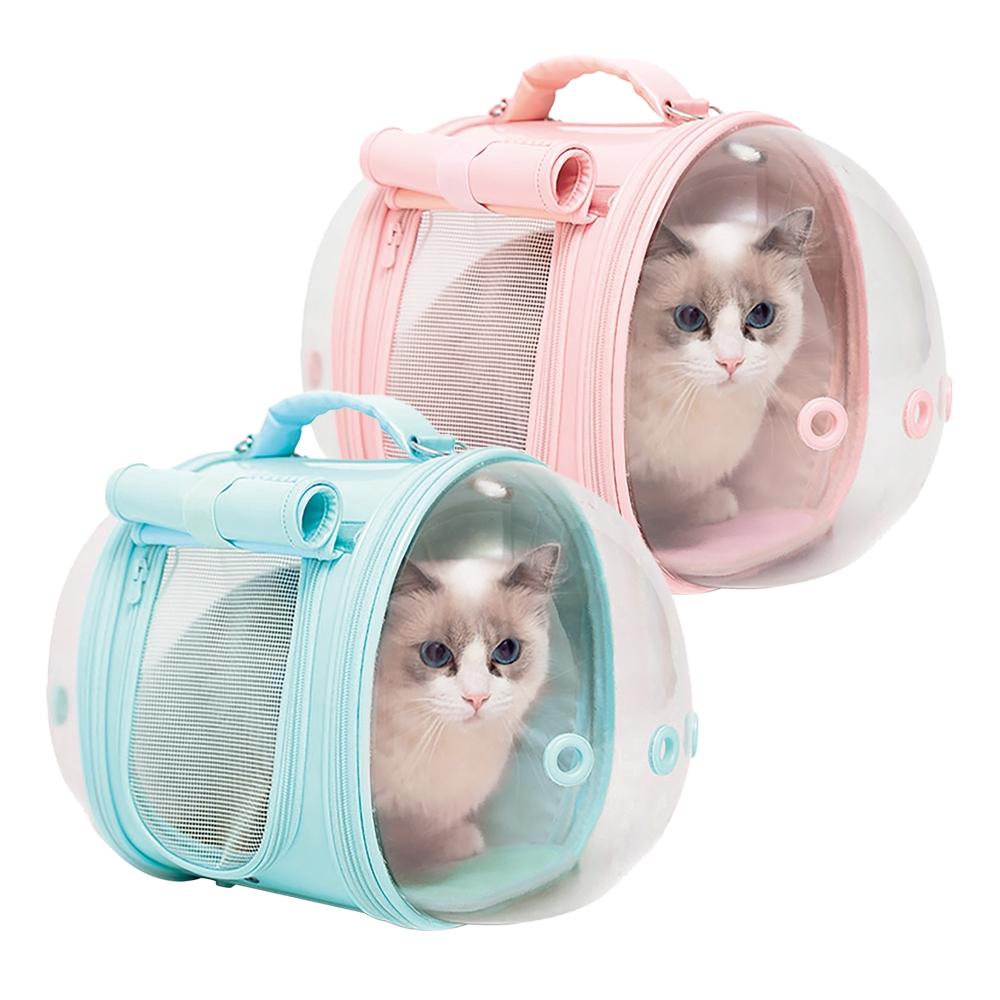 JohoE嚴選 趣味膠囊寵物包/手提包/肩背包