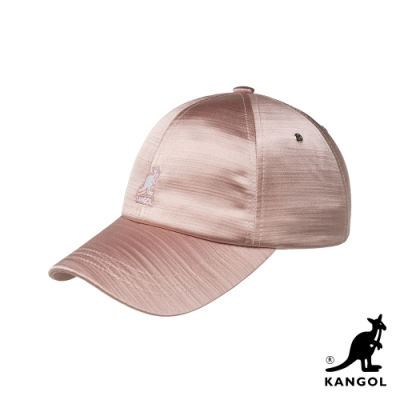 KANGOL-LIQUID MERCURY 棒球帽-暗粉紅色
