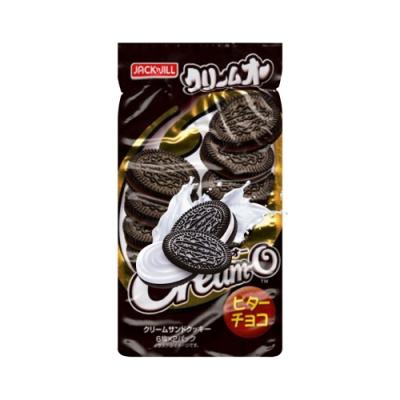 Cream-O 黑巧克力三明治餅乾(120g)