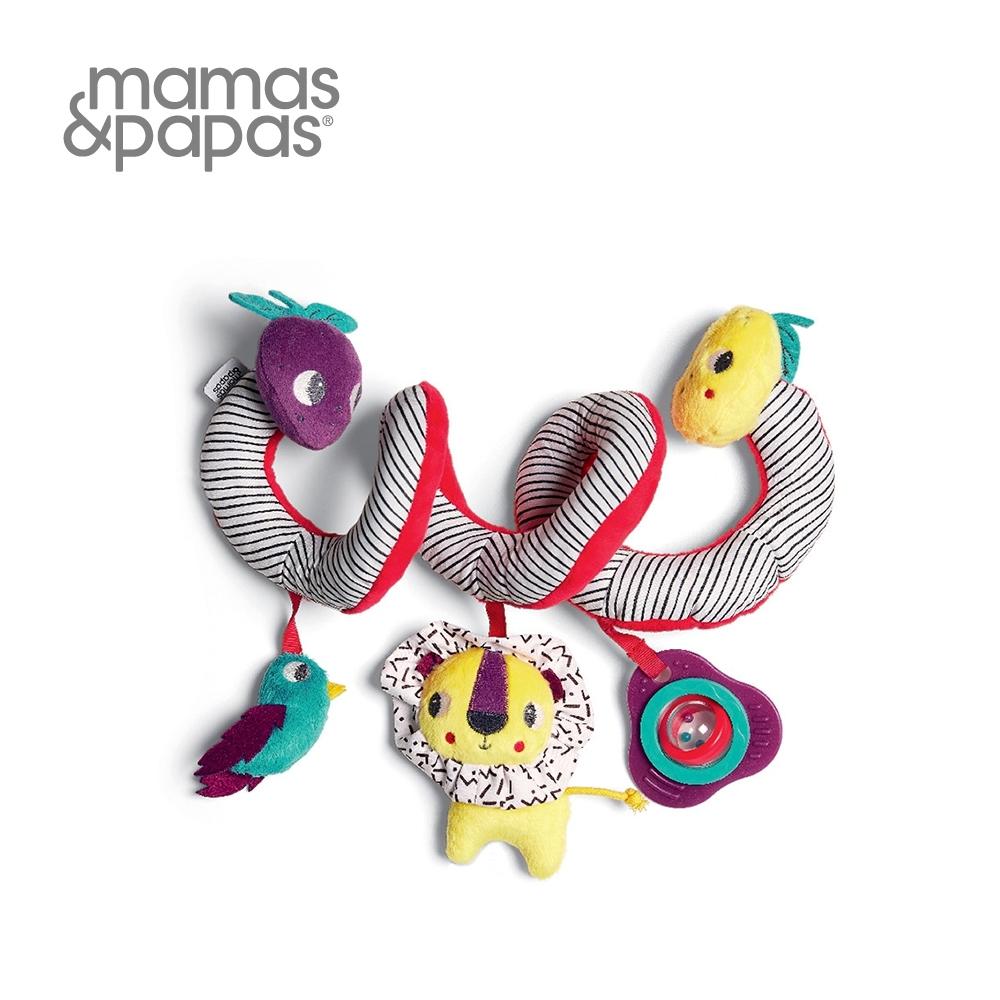 【Mamas & Papas】巴巴里獅繞圈圈(推車汽座掛飾)