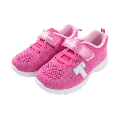中大女童台灣製針織輕量休閒運動鞋 sd8096 魔法Baby