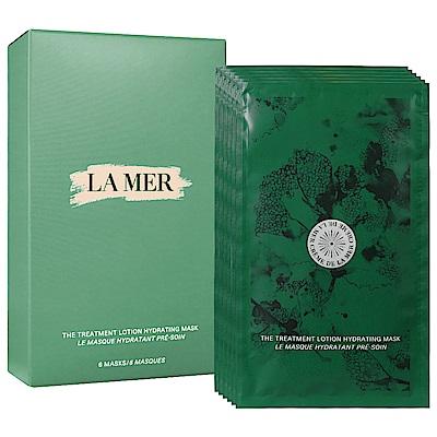 LA MER 海洋拉娜 濃縮精華高滲透直導膜(27.5g*6片)