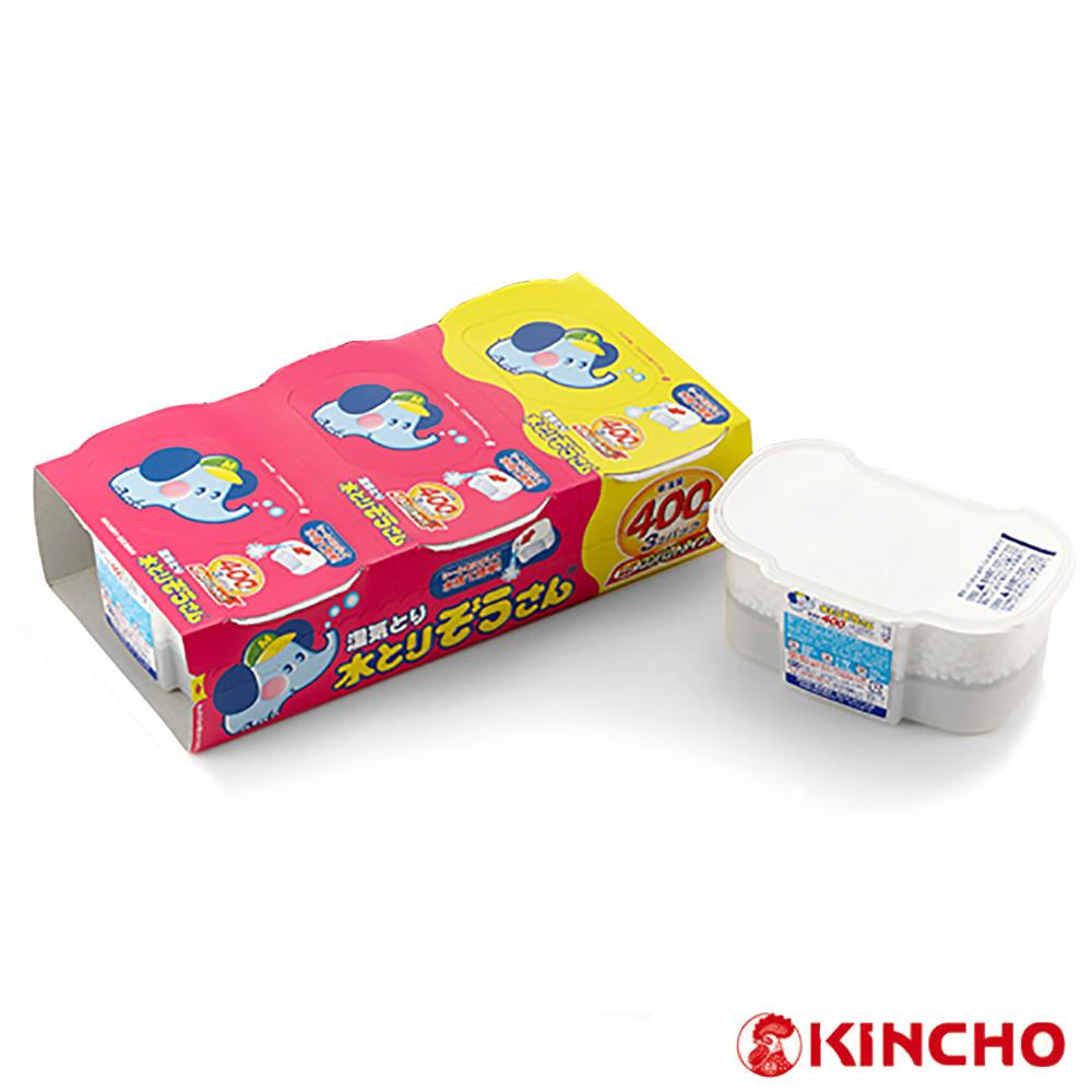 日本OKAMOTO 小象除濕盒400ml-3個入(HK-CL9798)
