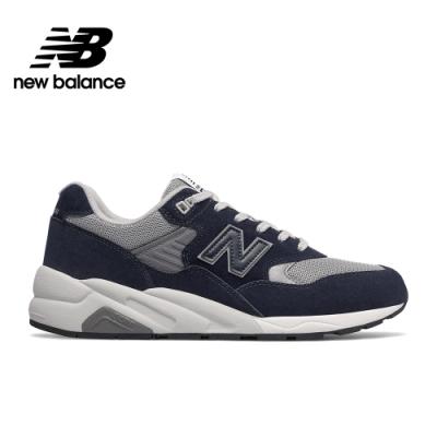 【New Balance】復古休閒鞋_中性_丈青_CMT580CB-D楦