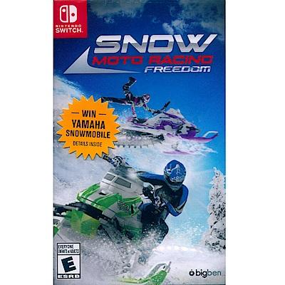 雪地摩托自由競賽 Snow Moto Racing - NS Switch 英文美版