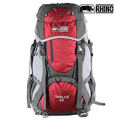 犀牛 RHINO TrekLite 42公升超輕透氣網架背包