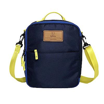 TWELVElittle ADVENTURE 美國防潑水保冷袋 保溫袋 便當袋(閃電藍)
