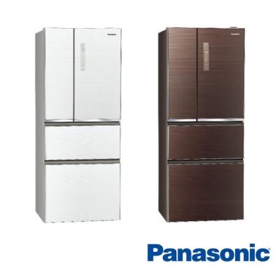 [館長推薦] Panasonic國際牌 500L 1級變頻4門電冰箱 NR-D500NHGS