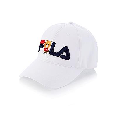 FILA Wonnie Friends 時尚LOGO帽 HTT-1204-BN