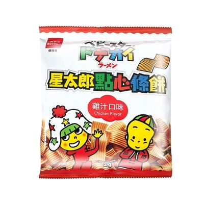 OYATSU優雅食 星太郎點心條餅中雞汁(37g)