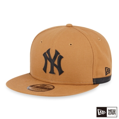 NEW ERA 9FIFTY 950 粗帆布 卡其 棒球帽