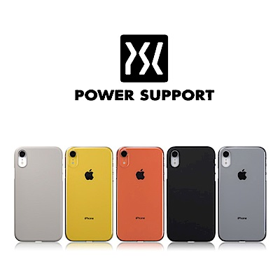 POWER SUPPORT iPhone XR Air Jacket超薄保護殼