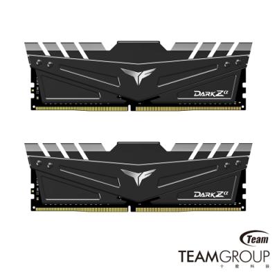 Team十銓 DARK Zα冥神 DDR4 3200 16G(8Gx2) 電競記憶體