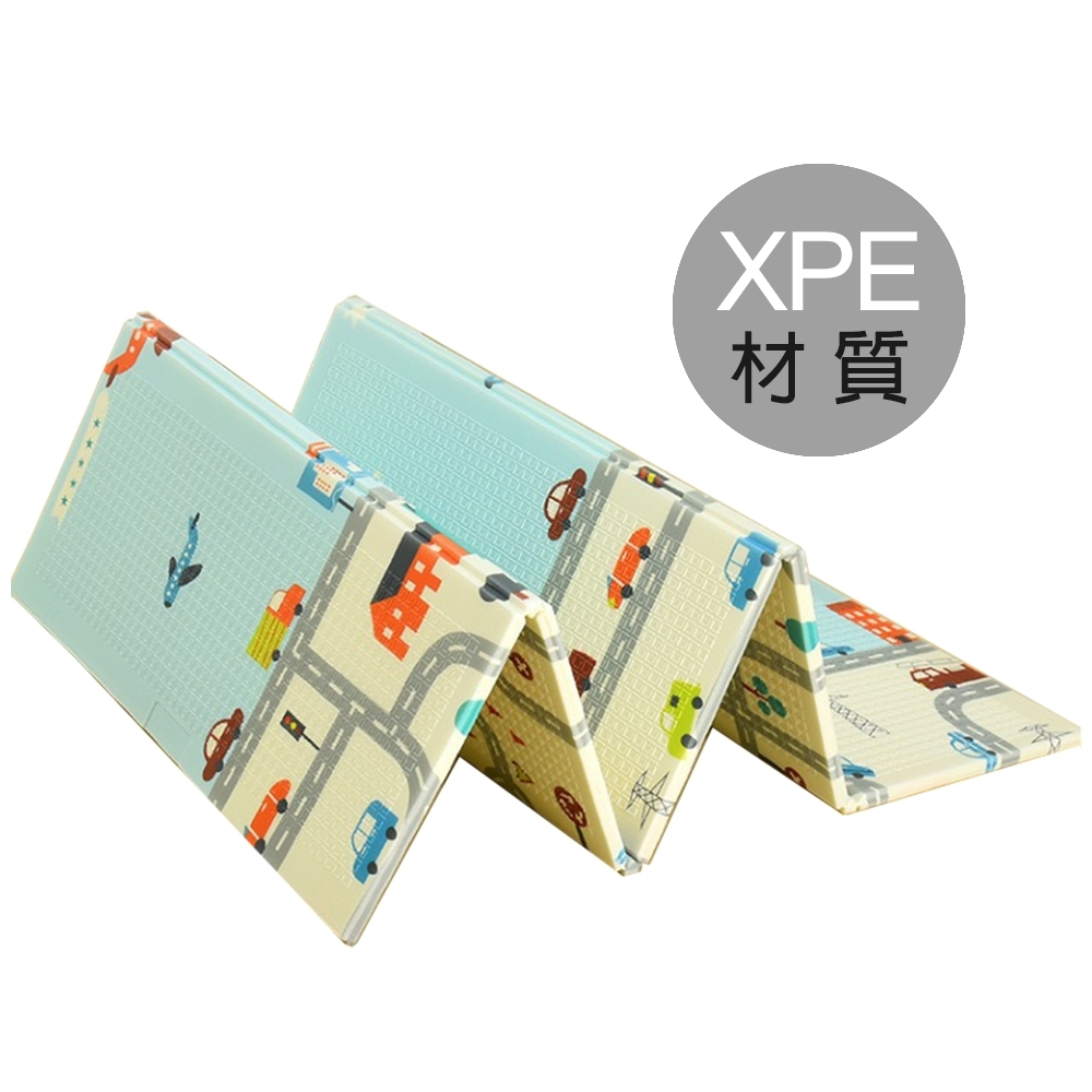 凡太奇 XPE製加大型寶寶遊戲墊 JZ5501