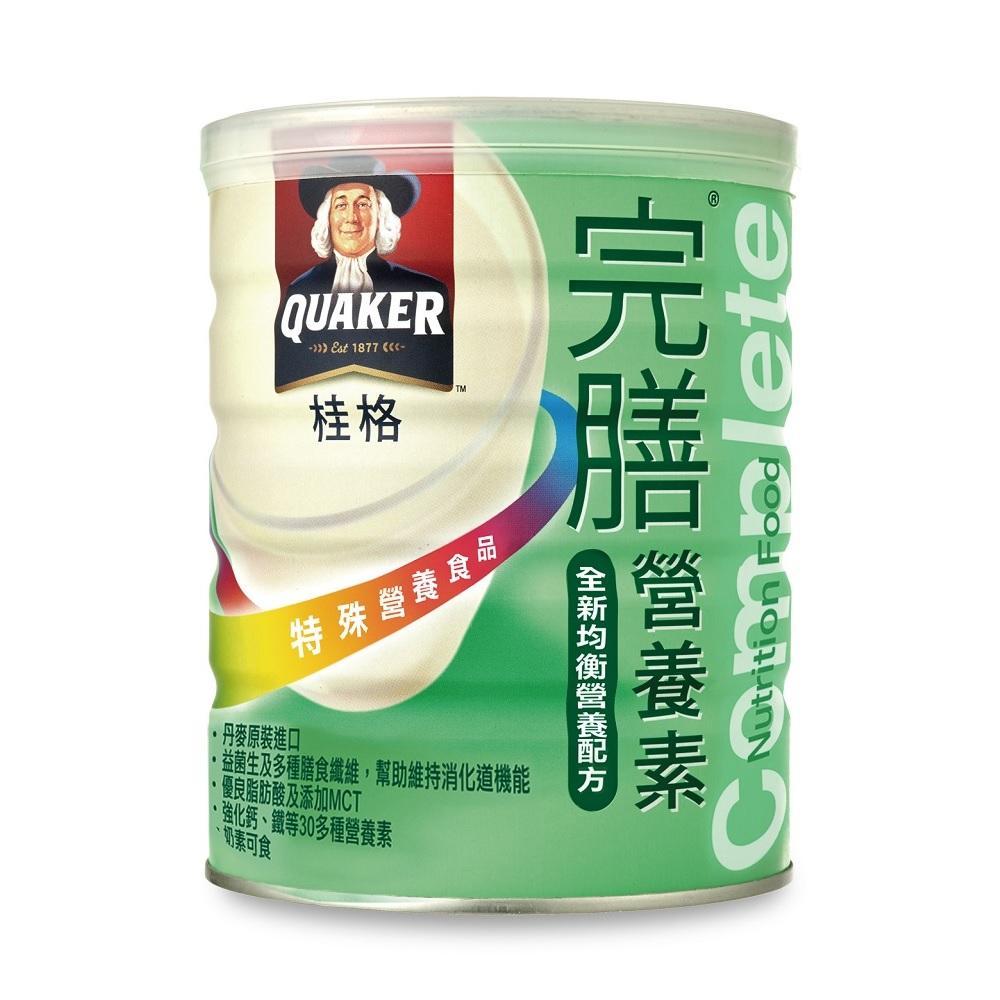 桂格完膳營養素雙效營養配方粉狀