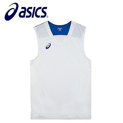 Asics 亞瑟士 籃球背心 男女款 K11708-0143